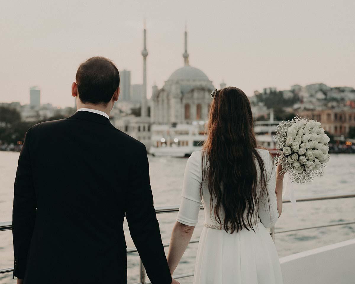 LUXURY WEDDING PLANNER IN ISTANBUL TURKEY